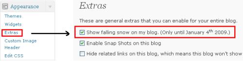 snow-flake-wordpress